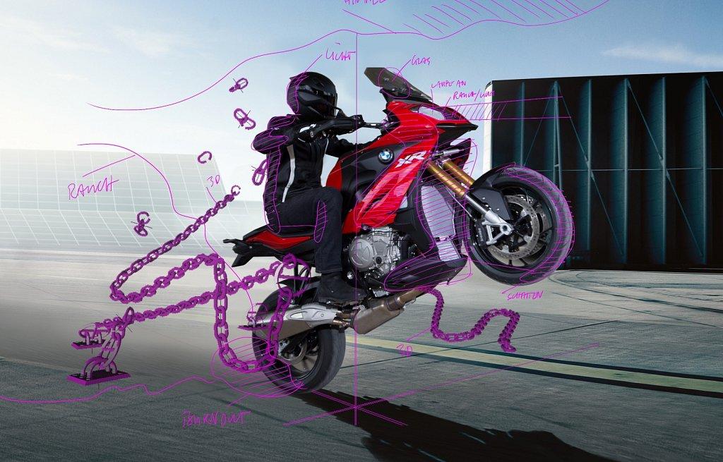 BMW Motorrad - nicolas vontobel | art director, konzepter